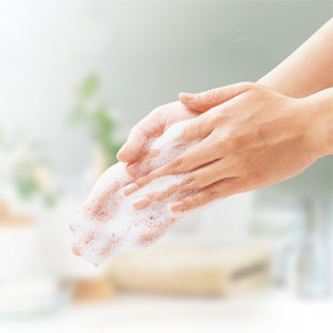 手洗い・咳エチケットの励行